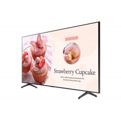 "Monitor Industrial Televisor Pro Samsung 43"" Pulgadas BE43T-H 16x7 4K UHD 250nit 3840 x 2160"