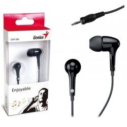 Audifonos Genius GHP-206 Negro In Ear