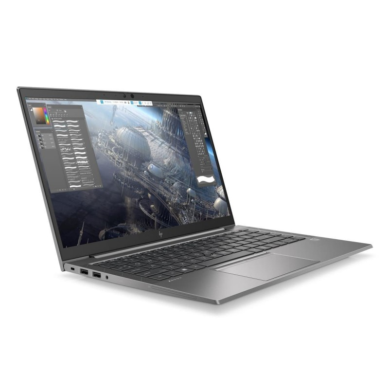 "Portatil HP ZBook Firefly G8 Core i7 1165G7 8GB 512GB SSD 14"" W10P Gris"