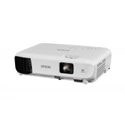 Video Proyector Epson PowerLite E10+ 3LCD 3.600 Lumenes Blanco Color XGA 1024 x 768