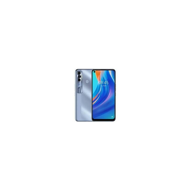 "Celular Smartphone Tecno Spark 7 Pro Alps Blue 6.6"" 4GB 128GB Android"