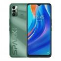"Celular Smartphone Tecno Spark 7 Pro Spruce Green 6.6"" 4GB 128GB Android"