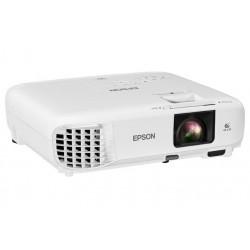 Video Proyector Epson PowerLite W49 3LCD 3 chips 3.800 lumens Blanco y Color WXGA