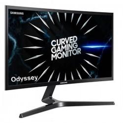 "Monitor Samsung 24"" Pulgadas Curvo FHD HDMI VGA"