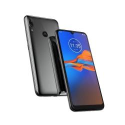 """Celular Smartphone Motorola Moto E6 Gris 6.1"""" 2GB 32GB"""