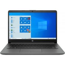 """Portatil HP 14-CF2081LA Pentium Gold 6405U 8GB 256GB SSD 14"""" W10H Chalkboard Gray"""