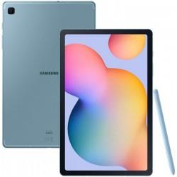 "Tablet Samsung Galaxy Tab s6 Lite 10.4"" 4G LTE 4GB 64GB Azul SM-P615"