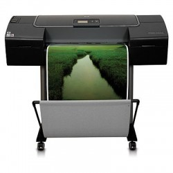 Impresora Gran Formato HP Designjet Z2100 24-in Printer Grafica