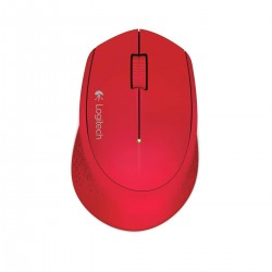 MOUSE Wireless M280/LAT - Red - Imagen 1