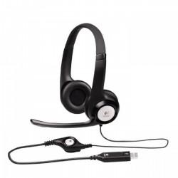 Diadema Logitech H390 USB Con Microfono