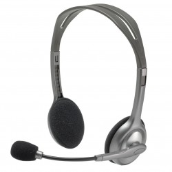 Diadema y Microfono 35mm H110 Stereo Headset - Imagen 1