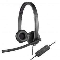 DIADEMA USB H570e Stereo - Imagen 1