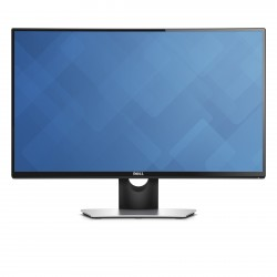 "MONITOR DELL 27"" Curved Monitor w  Speakers, thin border,VGA & HDMI Ports"