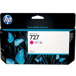 CARTUCHO HP MAGENTA  # 727  Designjet T920 T1500 T250000 130 ml - Imagen 1