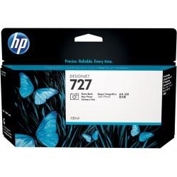 CARTUCHO HP PHOTO BLACK  # 727  Designjet T920 T1500 T250000 130 ml - Imagen 1