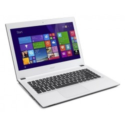 "Portatil Acer  E5-474-3858 (White) Intel CORE i3 6100U, 6ta Generacion, 14"" HD,  LED, Delgada, 6GB/1"