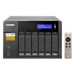 SEAGATE Sistema de almacenamiento NAS 12TB 4 BAHIAS RACK 1U