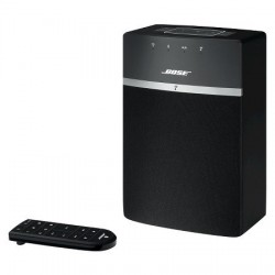 Parlante SoundTouch® 10 / Color: Negro / Wi-fi y Bluetooth.