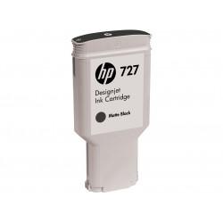 CARTUCHO HP MATTE  BLACK  # 727  Designjet T920 T1500 T250000 30O ml - Imagen 1