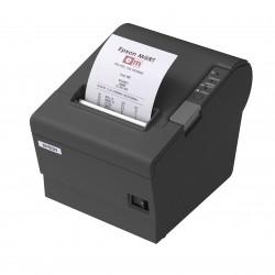 Impresora Termica Epson TM-T88V-084 Negra USB Serial - Imagen 1