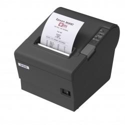 Impresora Epson TM-T88V POS Termica USB Paralela Negra